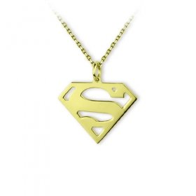 eJOYA SuperWoman Gümüş Kolye