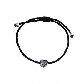 eJOYA Zircone Taşlı Kalp Bileklik 78860