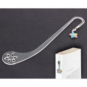 Elia  Papatya Kitap Ayracı Gümüş