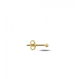 eJOYA Erkek 2 mm Top Altın Küpe 80698