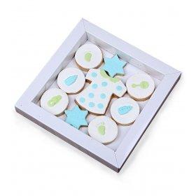 Happy Cookies Hoşgeldin Prens Kurabiye Kutusu