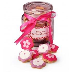 Happy Cookies Dünyanın En Tatlı Sevgilisine Kurabiye Çiçekleri