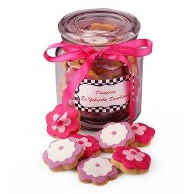 Happy Cookies Dünyanın En Yakışıklı Sevgilisine Kurabiye Çiçekleri