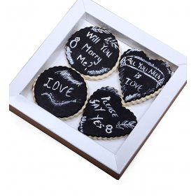 Happy Cookies Evlen Benimle Kurabiyeleri