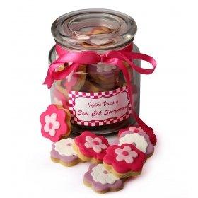 Happy Cookies İyiki Varsın Kurabiye Çiçekleri