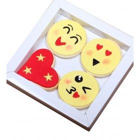 Happy Cookies Şirin Aşk Kurabiyeleri