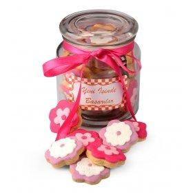 Happy Cookies Yeni İşinde Başarılar Kurabiye Çiçekleri