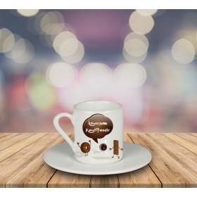 eJOYA İçiyorsan Keyiftendir Türk Kahvesi Fincanı 80910