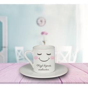 eJOYA Keyfi Hizmete Mahsus Türk Kahvesi Fincanı 80907