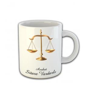 eJOYA Kişiye Özel Avukat Temalı Kupa Fincan 81451