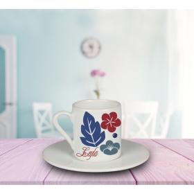 eJOYA Kişiye Özel Türk Kahvesi Fincanı 80929