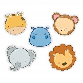 Sevimli Hayvanlar Alemi  SHA05 Duvar Sticker