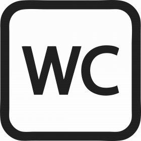 WC Banyo Sticker 78986