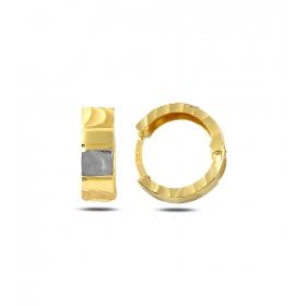 eJOYA Halka Altın Küpe 80942