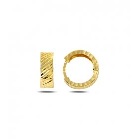 eJOYA Halka Altın Küpe 80943